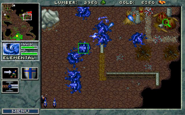Screenshot de Warcraft: Orcs and Humans